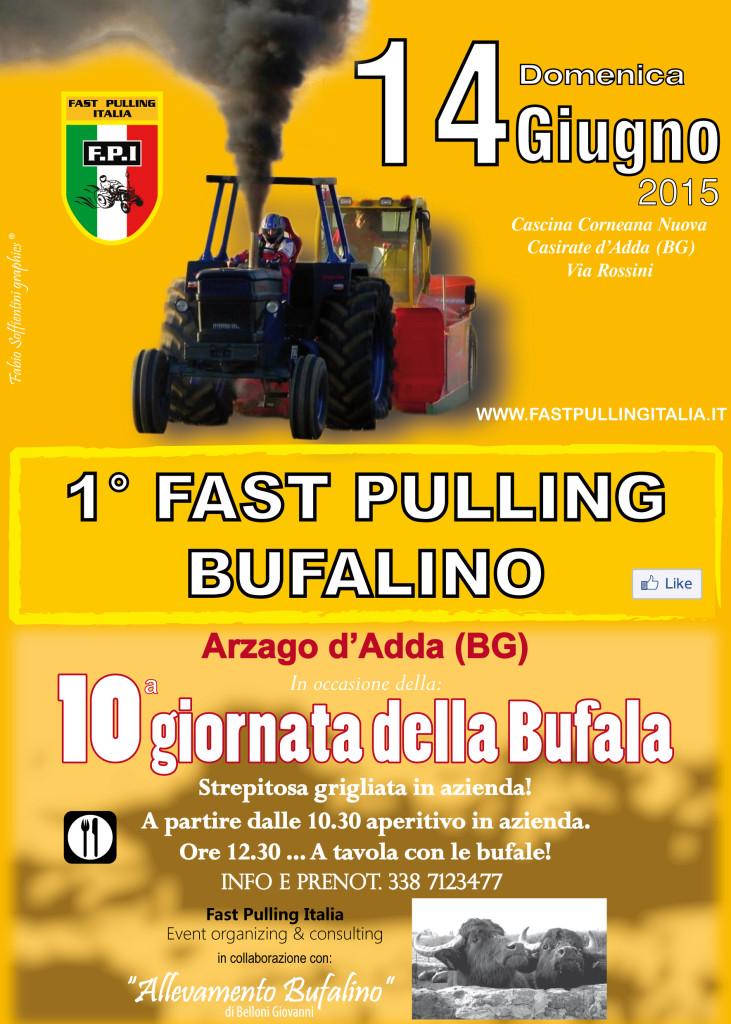 flayer UFFlCIALE Allevamento Bufalino 14-06-2015