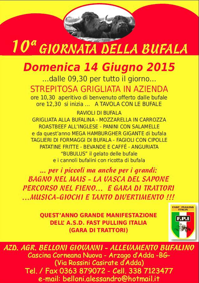 flayer grigliata Belloni 14-06