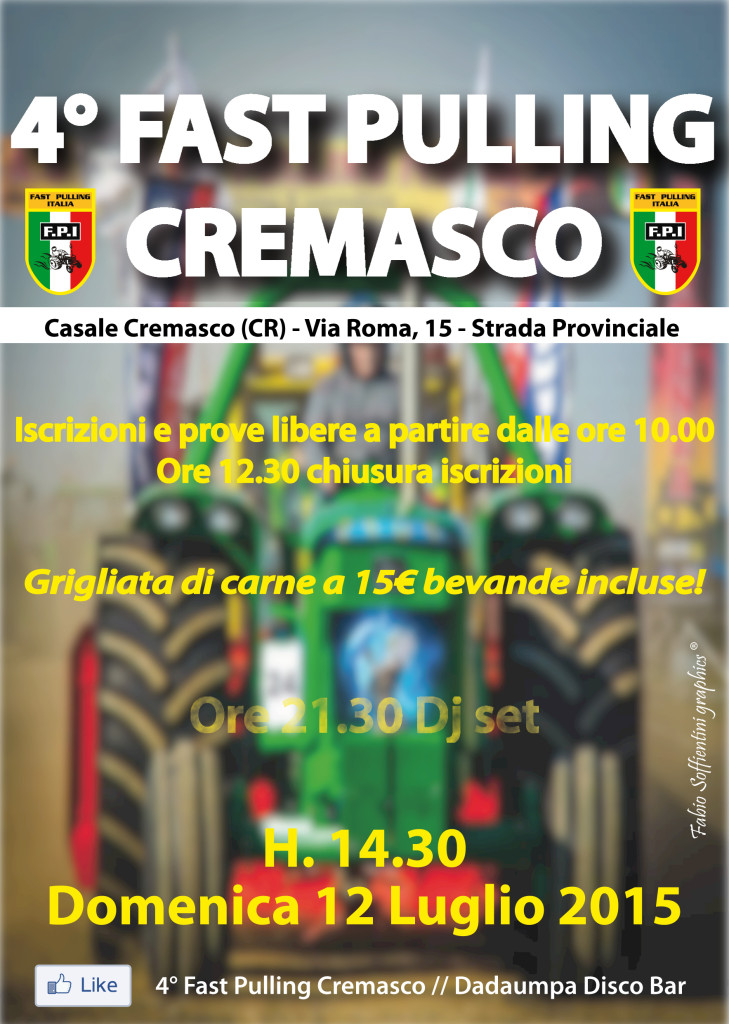 Flayer A5 Dadaumpa Casale Cremasco 12-07-2015
